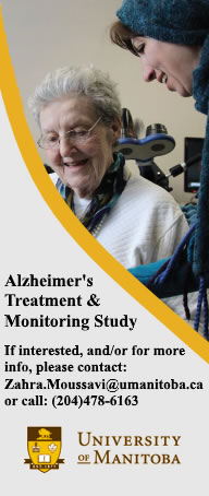 Participate in Research | Alzheimer Society of Manitoba