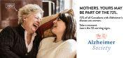 Alzheimer Awareness Month – The 72 per cent
