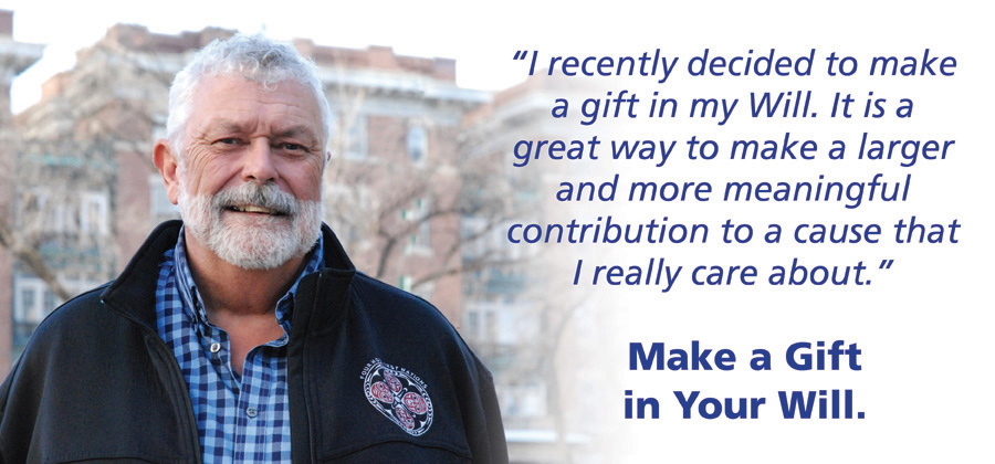Make a Gift in Your Will